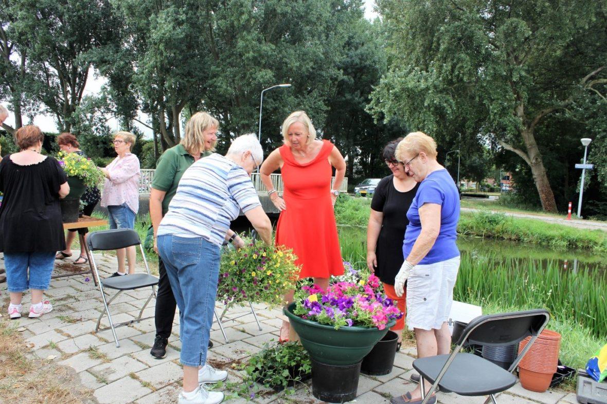 28-07-2018: Kleur en Fleur aan de Starrevaart