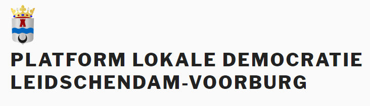 05-06-2019: Dialoogsessie Platform Lokale Democratie