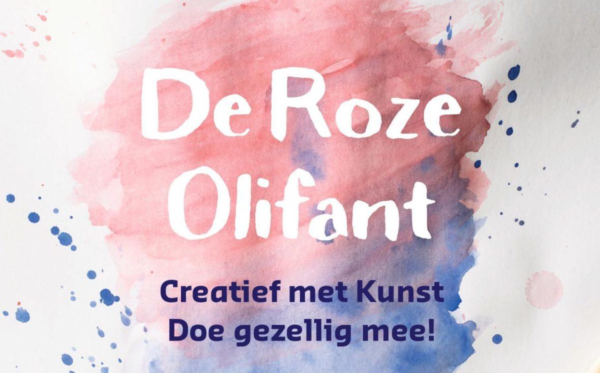 06-06-2019: De Roze Olifant