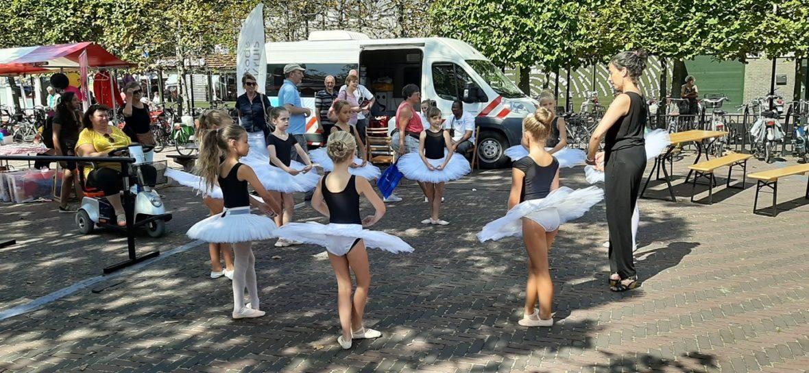 30-08-2019: Geluidsinstallatie Dans aan de Vliet