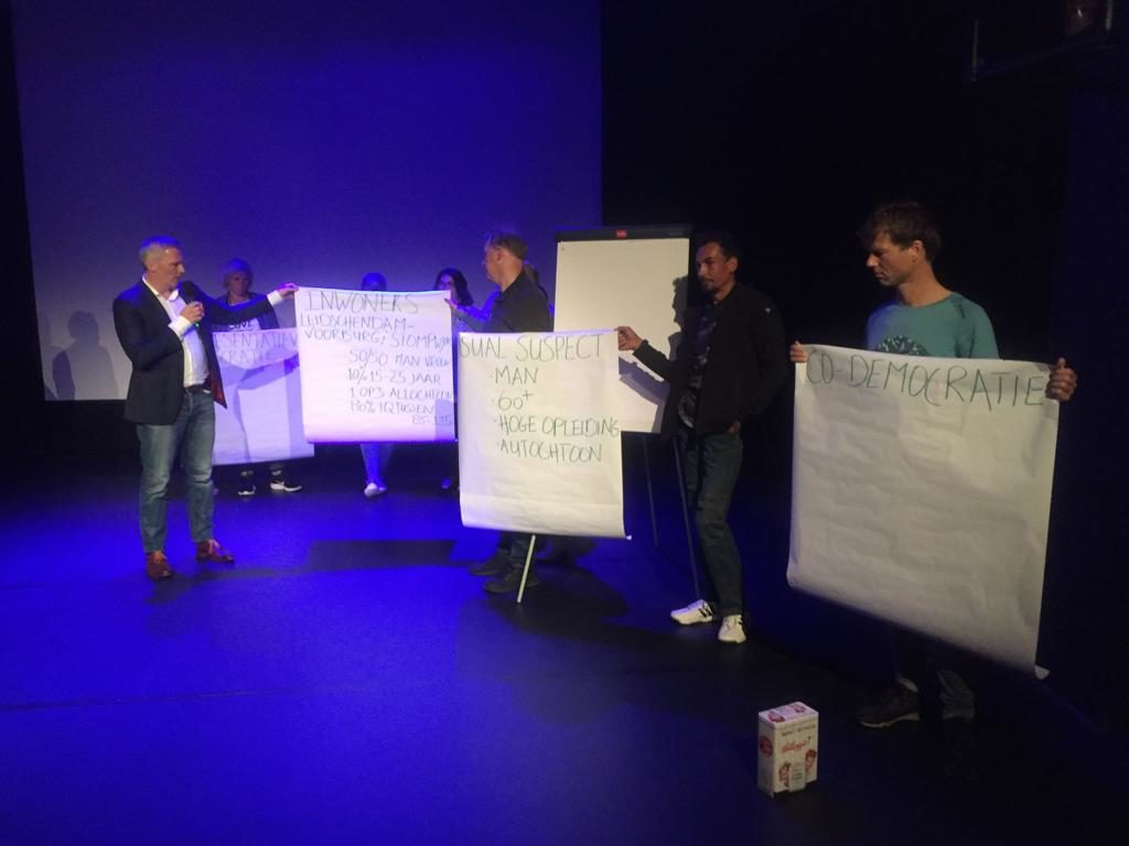 04-09-2019: Presentatie Burgerparticipatie