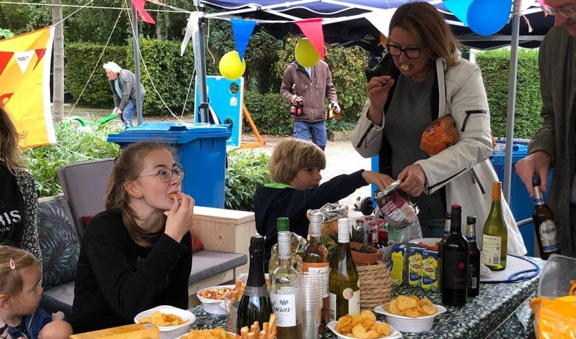28-09-2019: Buurtbarbecue Populierendreef
