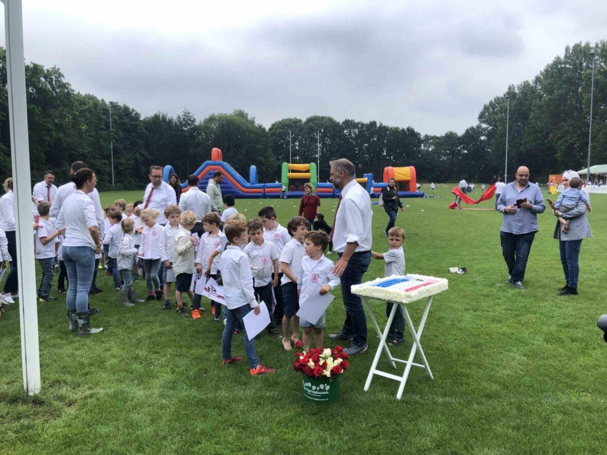 2021:  Eindfeest Voorburgse Rugby Club